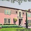 Goethe House by Paul Guyer
