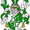 Gogarty Coat Of Arms Irish by Heraldry