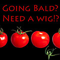 Going Bald Need A Wig? by Dirk Ercken