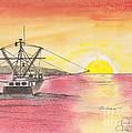 Going Fishing by David Jackson