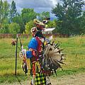 Going To The Pow Wow by Marilyn Diaz