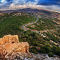 Golan Heights by Alexey Stiop