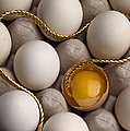 Gold And Eggs by J L Woody Wooden