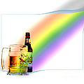 Gold At The End Of The Rainbow by Stacey Nagy