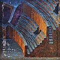 Gold Auditorium by Mark Jones