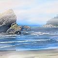 Gold Beach Oregon by Robert Roland