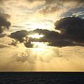 Gold Coast Sunrise by Christiane Schulze Art And Photography