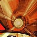 Gold Disk by Eleni Mac Synodinos