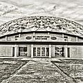 Gold Dome by Scott Pellegrin