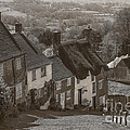 Gold Hill by Ivor Toms