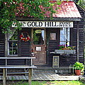 Gold Hill Post Office by Randy Edwards