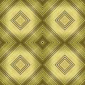 Gold Metallic 14 by Patricia Keith