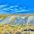 Gold Mine Tailings by Marilyn Diaz