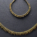 Gold Necklace by Andonis Katanos