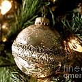 Gold Ornament by Jacqueline Athmann