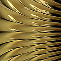 Gold Ridges by Bill Owen