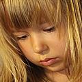 Golden Angel by Elena Paskova