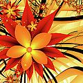 Golden Autumn by Gabiw Art