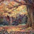 Golden Autumn by Susan Savad