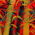 Golden Bamboo by Mark Beach
