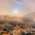 Golden Bridge by Frank Welder