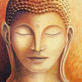 Golden Buddha by Diana Moore