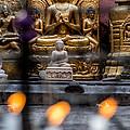 Golden Buddha by Mindah-Lee Kumar