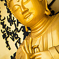 Golden Buddha Statue by Dutourdumonde Photography
