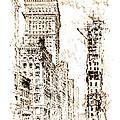 Golden Cornice 1904 by Padre Art