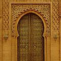 Golden Door by Ahmed Bahhodh