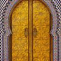 Golden Door by Ivan Slosar