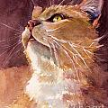 Golden Eyes by Judith Levins