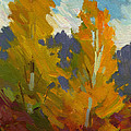 Golden Fall by Diane McClary