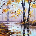 Golden Fall by Graham Gercken