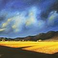 Golden Fields by Artist ForYou