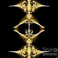 Golden Fractal by Maria Urso