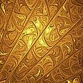 Golden by Gabiw Art