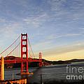 Golden Gate Bridge 2 by Catherine Lau