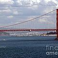 Golden Gate Bridge 2 by Kathleen Struckle