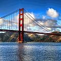 Golden Gate Bridge by Bill Dodsworth