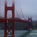 Golden Gate Bridge by Bob Phillips