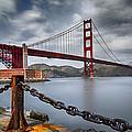 Golden Gate Bridge by Eduard Moldoveanu