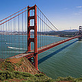 Golden Gate Bridge by Garry Gay
