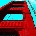 Golden Gate Bridge by Gary Grayson