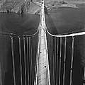 Golden Gate Bridge In 1937 by Underwood Archives