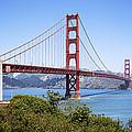 Golden Gate Bridge by Kelley King