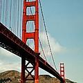 Golden Gate Bridge by Michelle Calkins