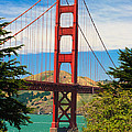Golden Gate Bridge by Raul Rodriguez
