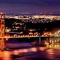 Golden Gate Bridge by Robert Rus