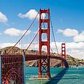 Golden Gate Bridge by Sarit Sotangkur
